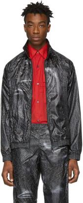 Cottweiler Black Monogram Track Jacket