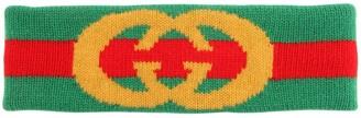 Gucci Gg Wool Knit Headband