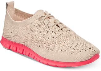 Cole Haan Zer0grand Stitchlite Wingtip Oxford Sneakers
