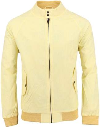 Lords of Harlech - Harry Jacket In Yellow