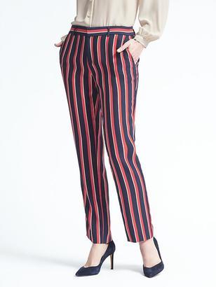 Ryan-Fit Multi-Stripe Pant $98 thestylecure.com