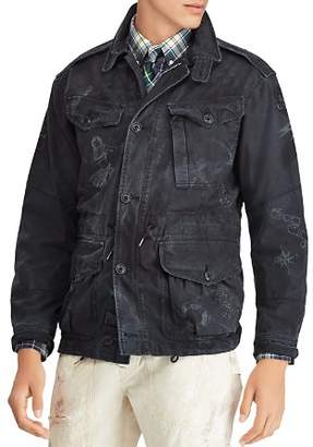 Polo Ralph Lauren Print Utility Jacket