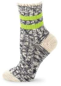 Free People Canyons Heathered Ankle Socks