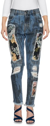 MARCO BOLOGNA Denim pants - Item 42678314CU