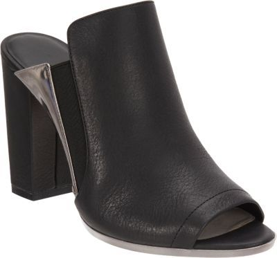 3.1 Phillip Lim Vincent Open Toe Mule