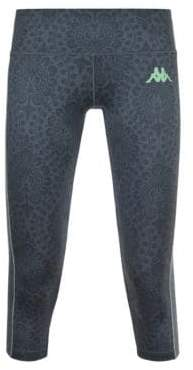 Kappa Kombat Viffin Sublimatic Print Athletic Pants