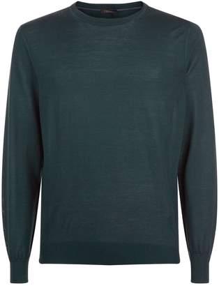 Ermenegildo Zegna Lightweight Wool Sweater