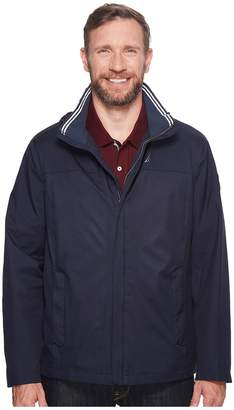 Nautica Big Tall Anchor Jacket Men's Coat