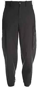 Neil Barrett Men's High-Waisted Firemen Trousers