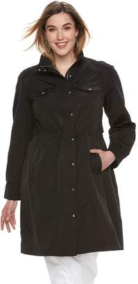 Apt. 9 Plus Size Soft Anorak Jacket