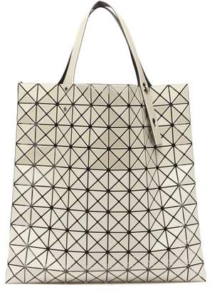 Bao Bao Issey Miyake Prism Bi Texture Tote Bag - Womens - Beige