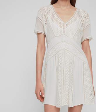 AllSaints Cindi Lace Dress