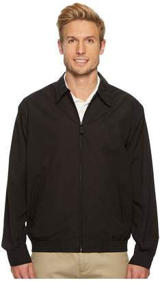 Chaps Full Zip Microfiber Jacket Men's Coat
