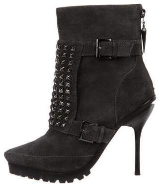 Rock & Republic Suede Studded Boots