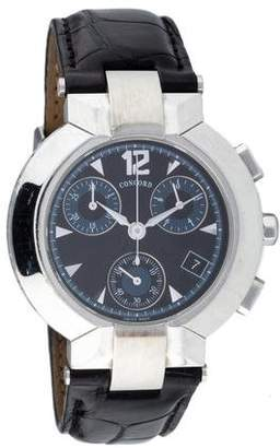 Concord La Scala Chronograph Watch