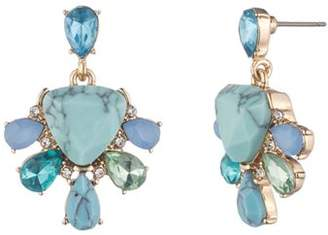 Carolee Double Drop Earrings