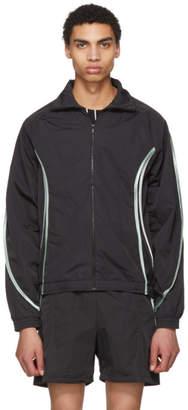 Cottweiler Black Zip Mesh Panel Signature 2.0 Jacket