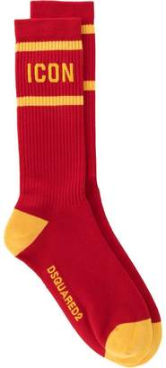 DSQUARED2 ICON socks