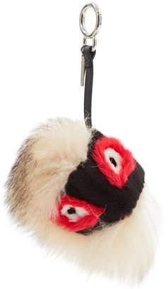 Fendi Bag Bug Fox Bag Charm