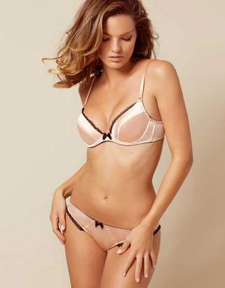 Agent Provocateur Felinda Brief Nude And Black