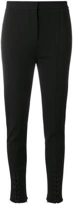 Altuzarra lace-up detail trousers