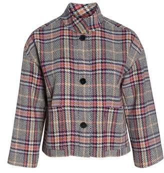 Halogen Funnel Neck Jacket