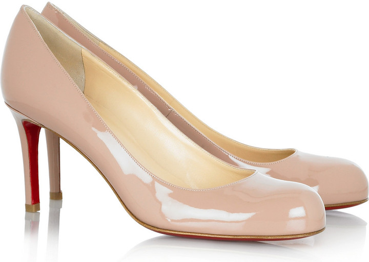 Christian Louboutin Simple Pump 70