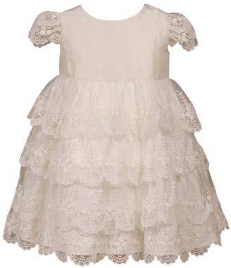 Heritage Girls Carmel Lace Dress