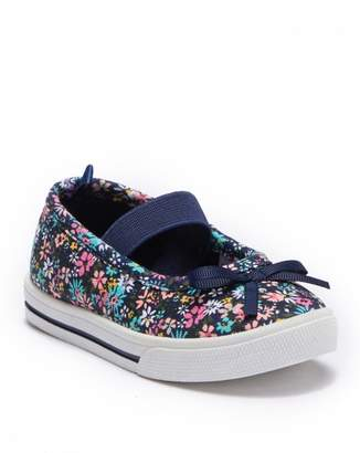 Carter's Briana Floral Mary Jane Flat (Toddler & Little Kid)