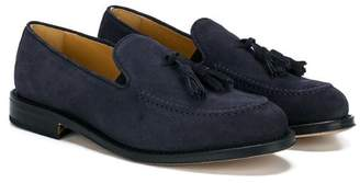 Gallucci Kids tasselled loafers