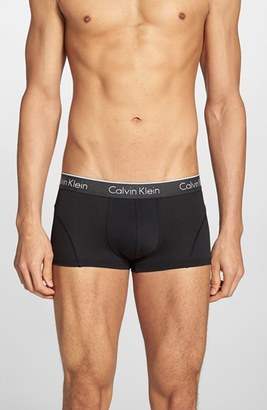Men's Calvin Klein Air Fx Low Rise Trunks $30 thestylecure.com