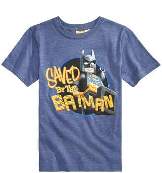 Lego Little Boys Batman Graphic-Print T-Shirt