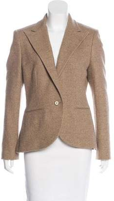 Polo Ralph Lauren Wool Peak-Lapel Blazer