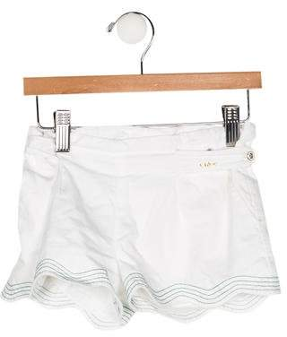 Chloé Girls' Mini Shorts
