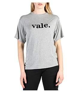 Vale Denim Vale Logo Tee Signature Tee