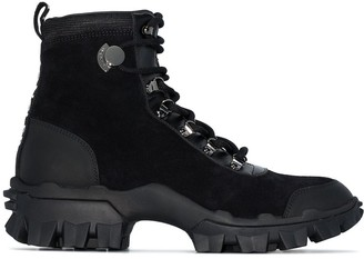 Moncler lace-up hiking boots