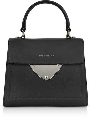 Coccinelle B14 Mini Leather Satchel Bag