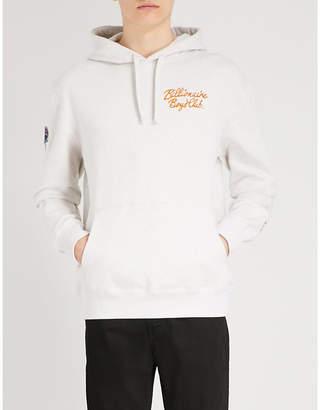 Billionaire Boys Club Souvenir Popover cotton-jersey hoody