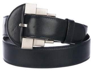Gianni Versace Leather Waist Belt