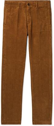 Massimo Alba Cotton-Corduroy Trousers