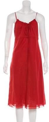 Akris Punto Shift Midi Dress Shift Midi Dress