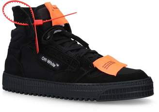 Off-White Off White Off-Court Hi-Top Sneakers