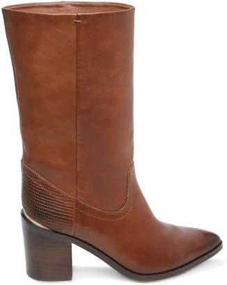 Steve Madden Stevemadden FRIDA COGNAC LEATHER