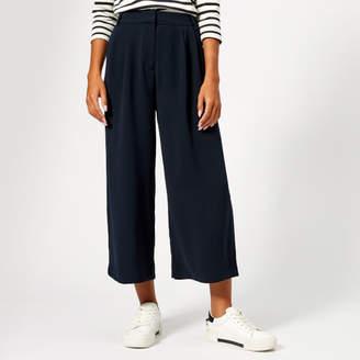 67d5425b2de1b Whistles Cropped Trousers For Women - ShopStyle Australia