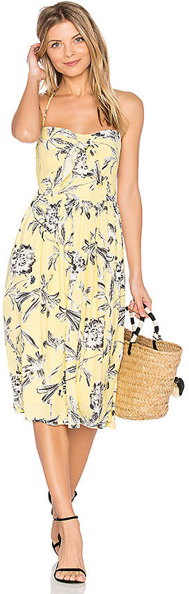 BB Dakota Joss Dress in Yellow 4