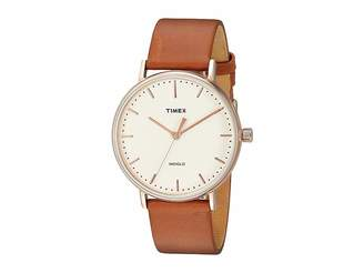Timex Fairfield Two-Piece Strap 3-Hand