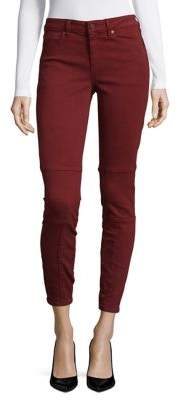 Vince Camuto Slim-Leg Cropped Jeans