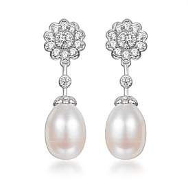 Ophelia Steven Khalil Drop Earrings