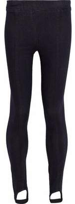 Helmut Lang Mid-Rise Skinny Stirrup Jeans