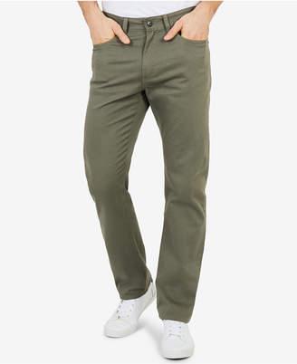 Nautica Men Straight-Fit Stretch Pants